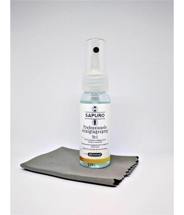 Sapuro® 3-in-1 horloge reinigingsspray | Horloge & Smartwatch schoonmaken