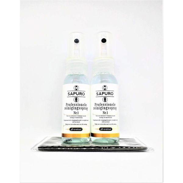 Duopack - Sapuro® Spray | Smartwatch schoonmaken