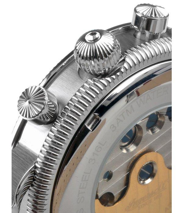 Ingersoll 1800 Richmond Automaat Beige/Bruin