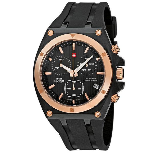 SWISS MILITARY by CHRONO Swiss Chrono horloge SM34021.05