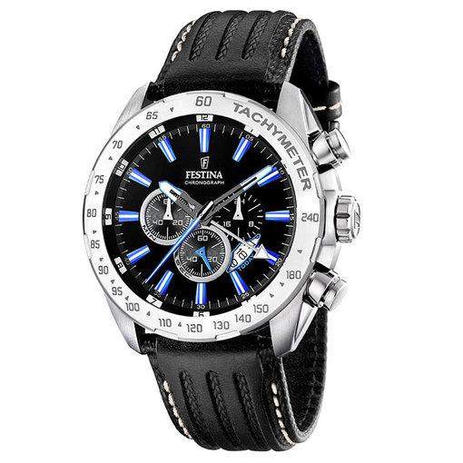 Festina F16489-3 - Horloge - Zwart