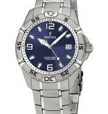 Festina F16170-4 - Horloge - Zilverkleurig