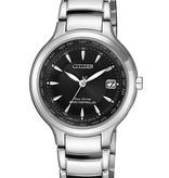 Citizen EC1170-85E Eco-Drive radiogestuud horloge dames 30mm 5ATM