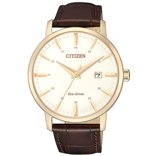 Citizen BM7463-12A Eco-Drive heren 40 mm 5ATM