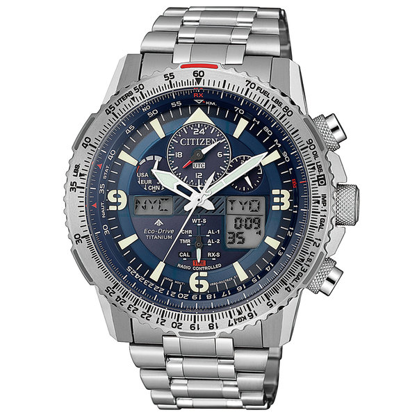Citizen JY8100-80L Promaster Sky heren 45 mm 20ATM