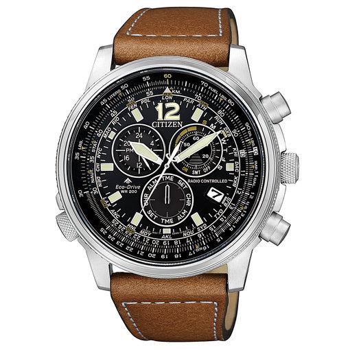 Citizen CB5860-27E Promaster Sky heren chronograaf 43 mm 20ATM