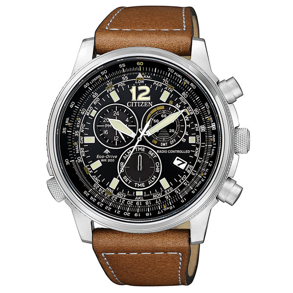 Citizen CB5860-27E Promaster Sky heren chronograaf 43 mm 20ATM