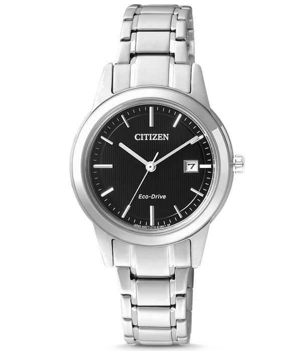 Citizen FE1081-59E Eco-Drive Sports dames 29mm 3ATM