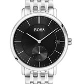 Hugo Boss 1513641 Korporaal heren 40 mm 3ATM