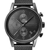 Hugo Boss 1513674 Navigator Chronograaf 44mm 5ATM