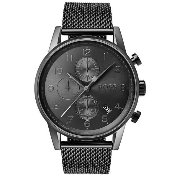 Hugo Boss 1513674 Navigator Chronograaf 44mm 5ATM
