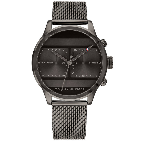Tommy Hilfiger 1791597 Dual Time 44mm 5ATM