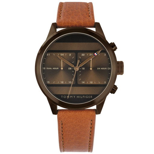 Tommy Hilfiger 1791594 Dual Time 44mm 5ATM