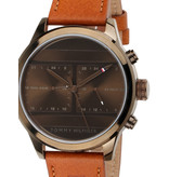 Tommy Hilfiger 1791594 Dual Time Heren 44mm 5ATM