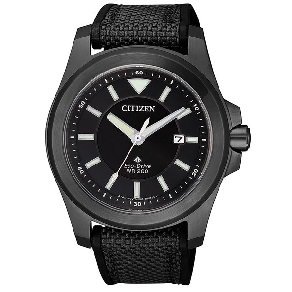 Citizen Eco-Drive BN0217-02E Promaster Tough heren 41mm 20ATM