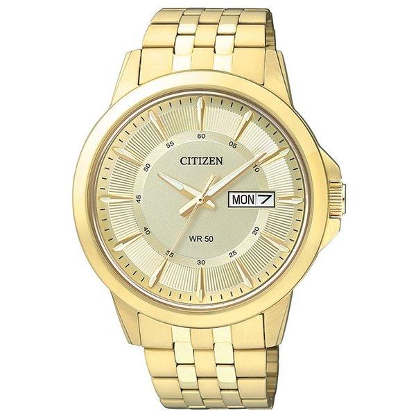 Citizen BF2013-56P Quarz heren horloge 41mm 5ATM