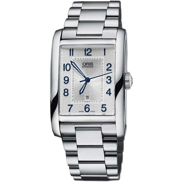 Oris  Rectangular Dames 0156176934031-0782220 30mm 3ATM