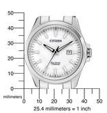 Citizen BM7470-84A Eco-Drive Titanium heren 43mm 10ATM