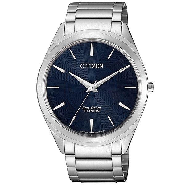 Citizen BJ6520-82L Eco-Drive Titanium heren 39mm 5ATM