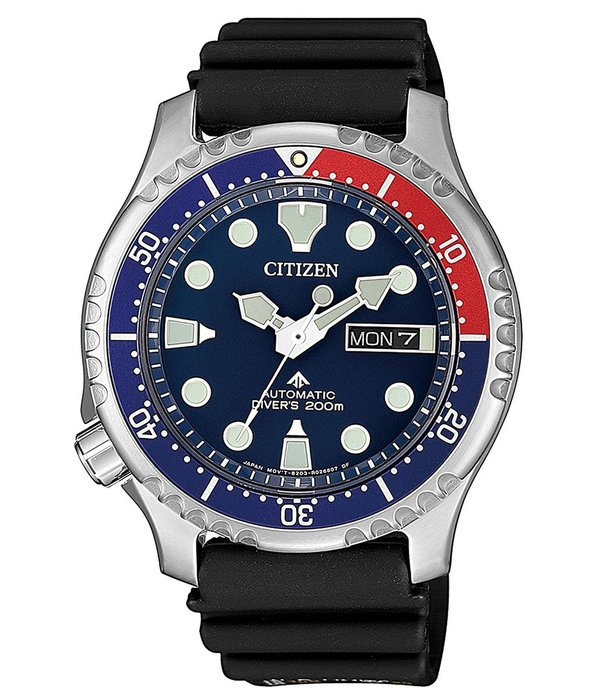 Citizen NY0086-16L Promaster Automatic Diver heren 42mm 20ATM
