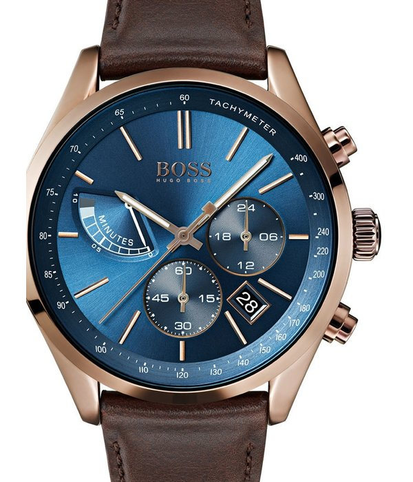 Hugo Boss 1513604 Grand Prix chronograaf 44mm 3ATM