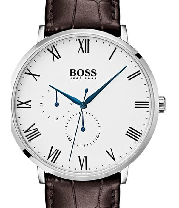 Hugo Boss 1513617 William herenhorloge 40mm 3ATM