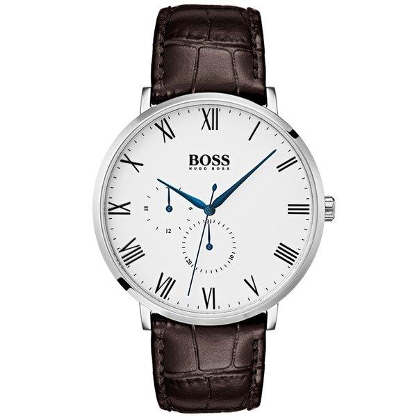 Hugo Boss 1513617 William herenhorloge 40mm 3ATM