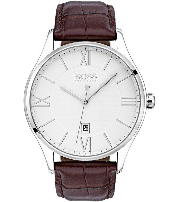 Hugo Boss 1513555 Gouverneur herenhorloge 43mm 3ATM