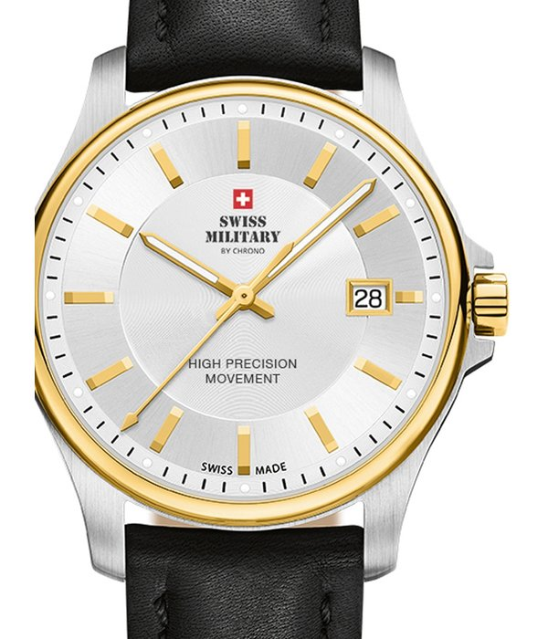Swiss Military SM30200.14 Herren 39mm 5ATM