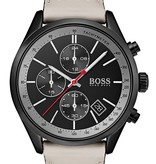 Hugo Boss 1513562 Grand Prix Chronograaf 42mm 3ATM