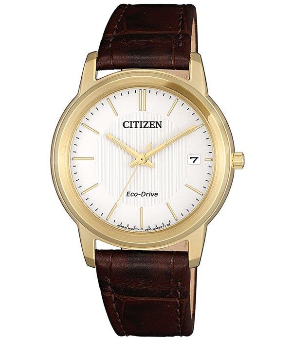 Citizen FE6012-11A Eco-Drive dames 33mm 5ATM