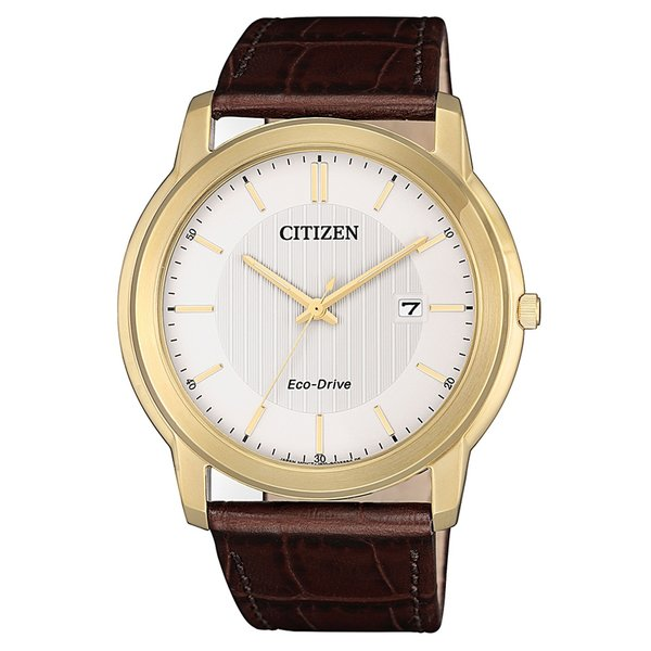 Citizen AW1212-10A Eco-Drive heren 41mm 5ATM