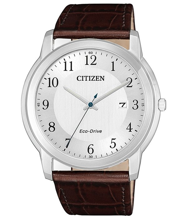 Citizen AW1211-12A Eco-Drive heren 41mm 5ATM