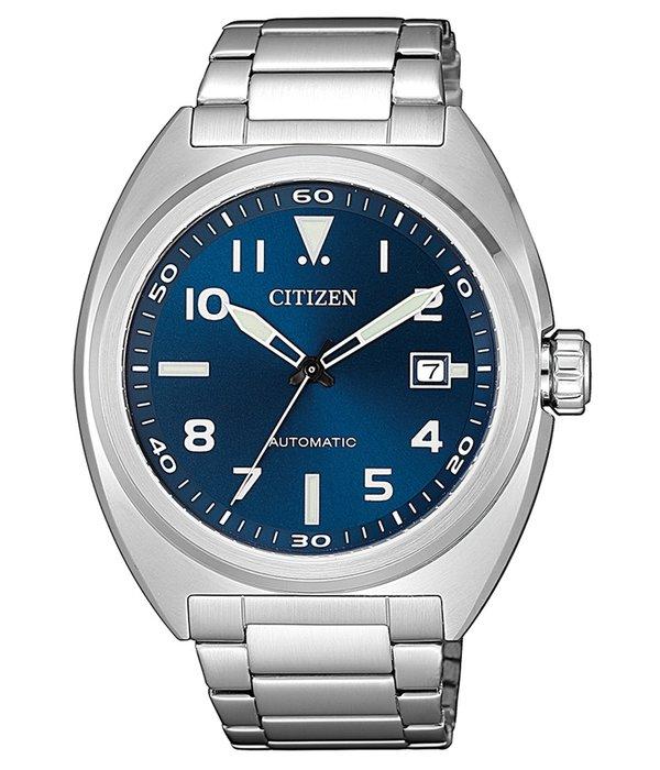 Citizen NJ0100-89L klassiek automatisch heren 42mm 10ATM