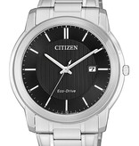 Citizen AW1211-80E Eco-Drive Sports heren 41mm 5ATM