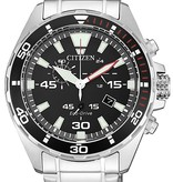 Citizen AT2430-80E Eco-Drive chronograaf 43mm 10ATM