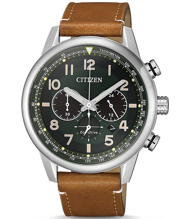 Citizen CA4420-21X Eco-Drive chronograaf 43mm 10ATM
