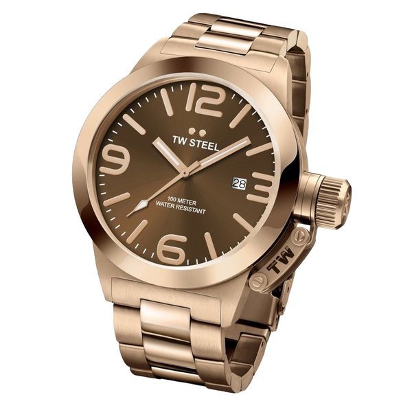 TW-Steel CB192 Canteen 50mm 10ATM