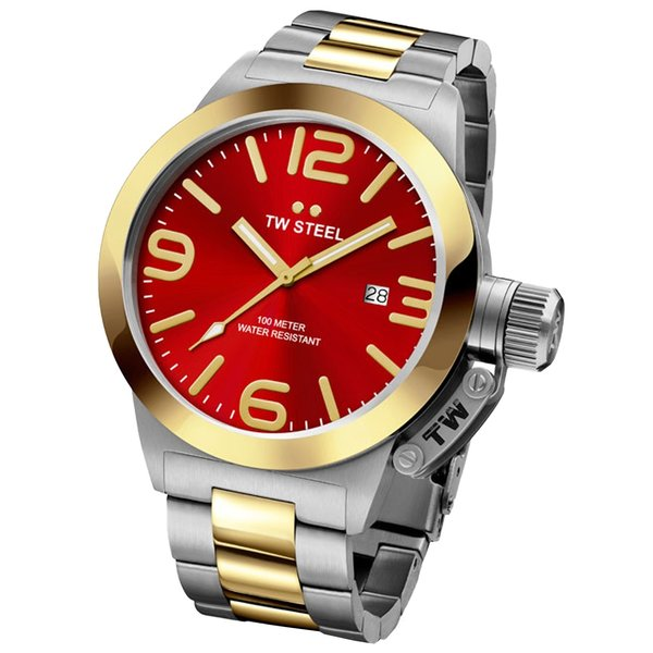 TW-Steel CB71 Canteen 45mm 10ATM
