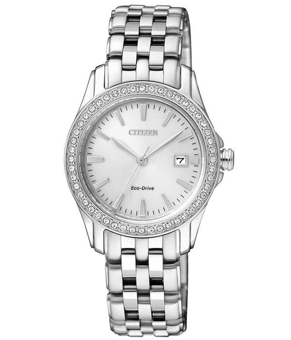 Citizen EW1901-58A Elegance dames 29mm 10ATM