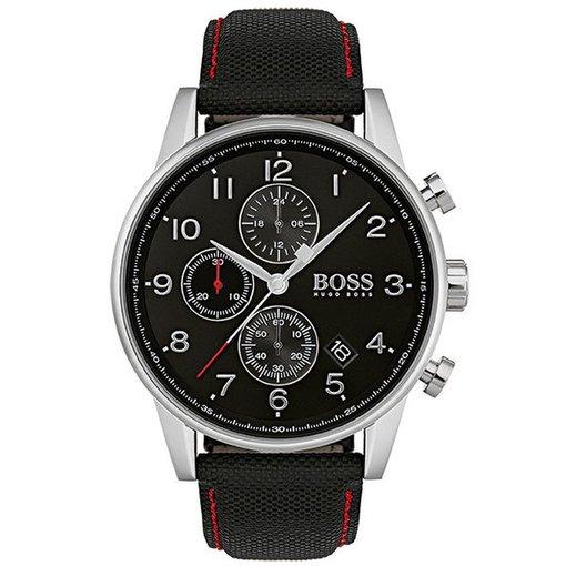 Hugo Boss 15-13.535 44 mm Navigator Chronograaf  5 ATM