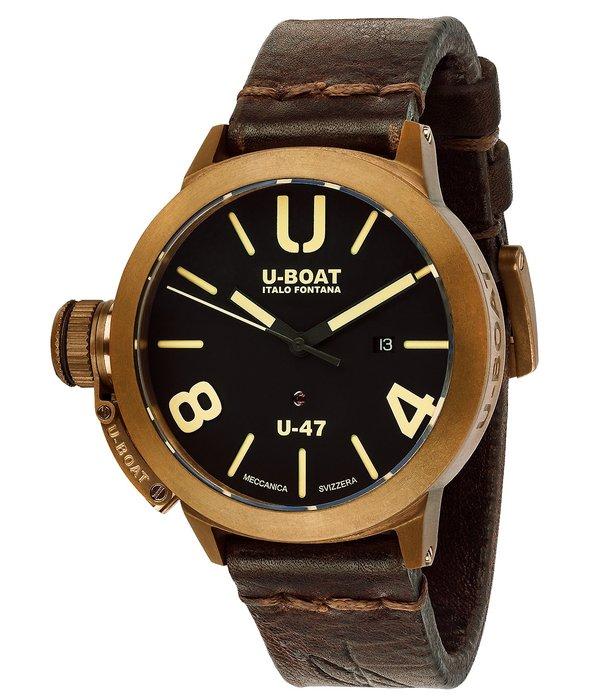 U-Boat U-Boat Heren 7797 Classico Automatisch  47mm 10ATM
