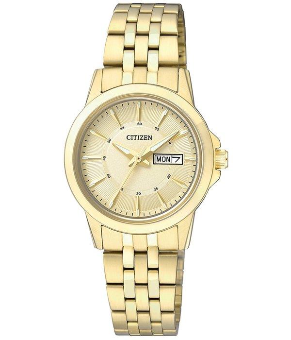 Citizen EQ0603-59P Sport dames 28mm 3ATM