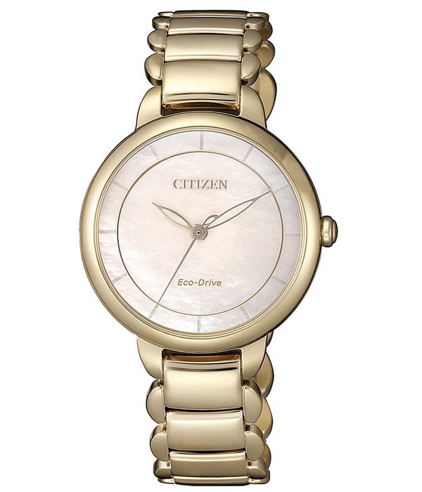 Citizen EM0673-83D Elegance dames 31mm 5ATM