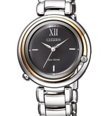 Citizen EM0658-87E Elegance dames 31mm 5ATM