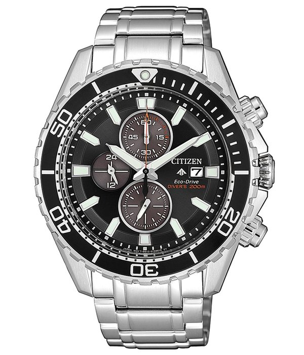 Citizen CA0711-80H Promaster Chronograaf 44mm 20ATM