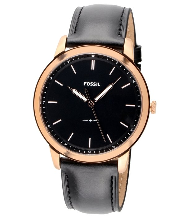 Fossil Fossil FS5376 The Minimalist Heren 44mm 5ATM
