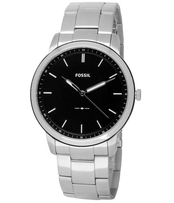 Fossil Fossil FS5307 The Minimalist Heren 44mm 5ATM
