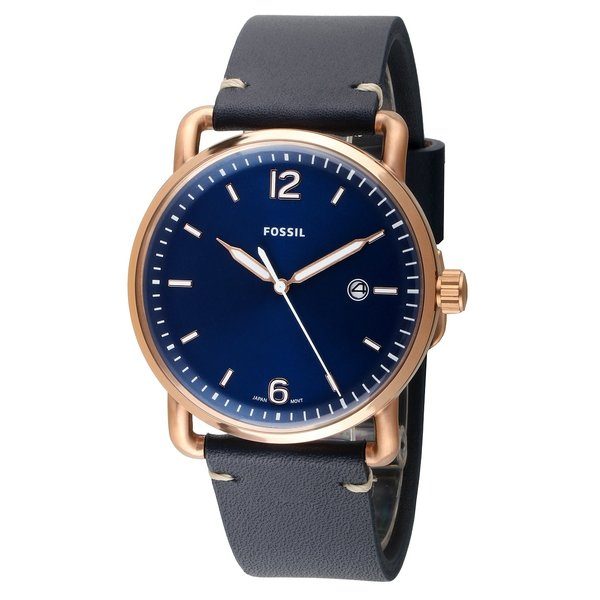 Fossil FS5274 The Commuter Heren 42 mm 5 ATM
