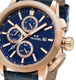 TW-Steel TW-Steel CE7015 CEO Adesso Chronograaf 45mm 10ATM